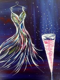 Paint Nite Newyork | Kelly Ryan's, October 2nd