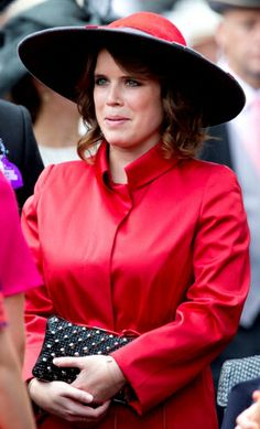 Princess Eugenie, June 21, 2014 | Royal Hats....Royal Ascot Day 5.....Posted on June 22, 2014 by HatQueen