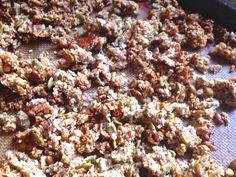 Paleo Breakfast Cookie Granola
