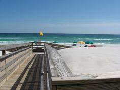 Image detail for -... to beach. Sea Dunes 203, Okaloosa Island, Fort Walton Beach, FL