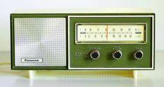 Panaonic Radio, 1960s