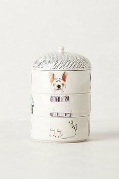 Paws & Claws Stackable Candle