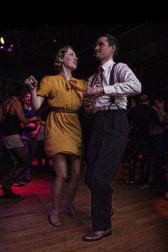 https://flic.kr/p/eeszW2 | Jo Washboard Serenaders at the PanPiper | Lindy Hop Social Dancing