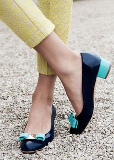Olivia Palermo's customized Salvatore Ferragamo Vara's