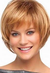 Photo: Short Layered Haircuts With Bangs Short Bob Hairstyles With Bangs 4 Perfect Ideas For You Talk - Hairstyle Picture Magz Bob Hairstyles With Bangs, Bob Haircut With Bangs, Layered Bob Hairstyles, Haircuts For Fine Hair, Short Bob Haircuts, Hairstyles Haircuts, Straight Hairstyles, Haircut Styles, Haircut Short