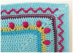 Häkelanleitung Teil17 Runde 109 Simply Kreativ Crochet Along 0117