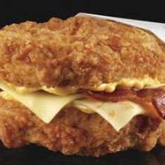 Bacon Bonanza from the KFC secret menu
