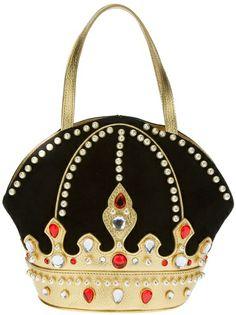 BRACCIALINI Crown Tote Bag