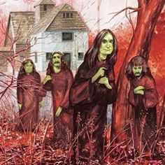 Occult Rock: Best Modern Bands - Rate Your Music