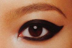 Delineado (Foto: Reprodução/ Style Eyes)