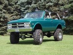 182 best blazers images chevy trucks chevy 4x4 jeep truck rh pinterest com