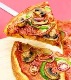 Így készül a lisztmentes pizzatészta | femina.hu
