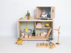 Ecological Wooden Toys - Petit & Small