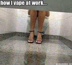 All the time... #vapememe #vapelife