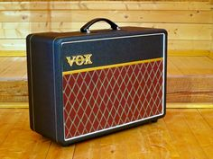 Vox AC10C1 – front angle 2