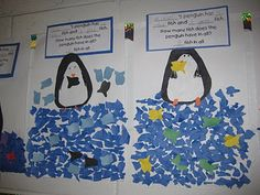 Erica Bohrer's First Grade: FREE Penguin Addition  http://www.teacherspayteachers.com/Product/Penguins-Math-and-Literacy-Fun
