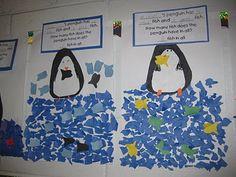 penguin addition, so darling
