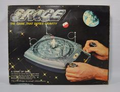"Vintage Working Space ""The Game That Defies Gravity"" 1979 With Design in Mind #WithDesigninMind"