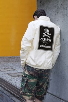 "ADIDAS ORIGINALS by NEIGHBORHOOD – ""Primavera/Verão"" 2015 (Lookbook)"