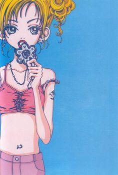 """Ai Yazawa - """"Gokinjo Monogatari (Neighborhood Story)"""" - My favorite manga from high school."""