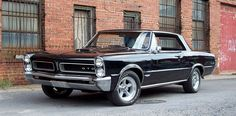1965 GTO. An American original muscle car with style and class.