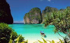 I denne konkurrence har du mulighed for at vinde en rejse for 2 til Thailand!. Det er muligt at vælge mellem 3 forskellige øer i Thailand. Man kan vælge imellem Koh Phi Phi, Krabi og Phu