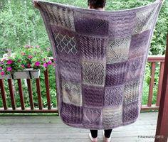 Filharmonicas kreative verden Knit Crochet, Throw Pillows, Knitting, Cushions, Tricot, Crochet, Stricken, Decor Pillows, Knitwear
