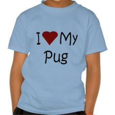 ==>>Big Save on          	I Love My Pug Dog Breed Lover Shirt           	I Love My Pug Dog Breed Lover Shirt In our offer link above you will seeDiscount Deals          	I Love My Pug Dog Breed Lover Shirt please follow the link to see fully reviews...Cleck Hot Deals >>> http://www.zazzle.com/i_love_my_pug_dog_breed_lover_shirt-235181429208544802?rf=238627982471231924&zbar=1&tc=terrest