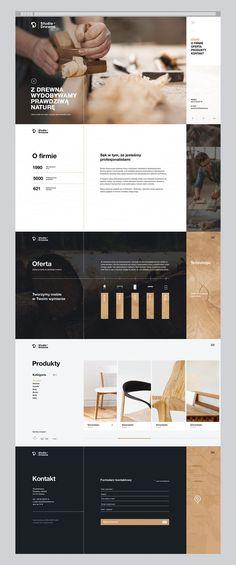 StudioDrewna from chellegestudio. Also look at www.mateuszroth.pl