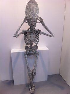Skull pope