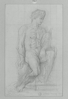 Gustave MOREAU: Sketch for Hercule and Omphale ; Symbols Of Strength, Hercules, Sketch, Pastel, Museum, Art, Ink, Sketch Drawing, Art Background