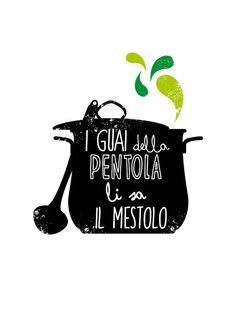I GUAI DELLA PENTOLA by ShufflePrints