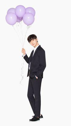 Ivyclub x Wanna One #Minhyun