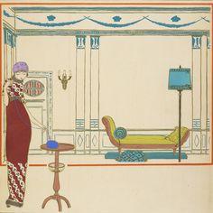 Art Deco: Design Influences - Victoria and Albert Museum