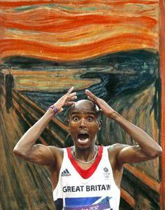 The Olympic Scream