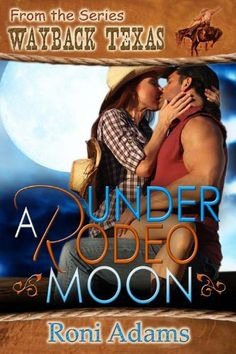 Under a Rodeo Moon. The return of an old love knocks this cowboy off of his horse and back to memories under the rodeo moon.