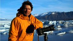 41. CHASING ICE - Stunning photos of shrinking glaciers taken by James Balog tell the terrifying message of climate change in a way statistics never could.