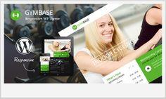 20 Top Fitness  Gym WordPress Templates