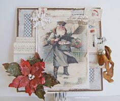 GD Pion Design-Santa the Postman