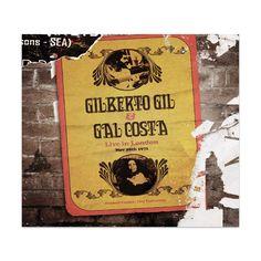 LP Triplo Gilberto Gil & Gal Costa Live In London´71