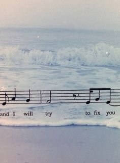Fix You- Coldplay LOVE THIS SONG!