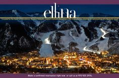 Do you want to visit Aspen? Make sure to drop by at Ellina