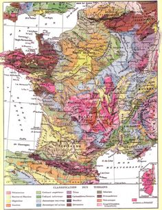 Cours de Géologie : Geologie , Geosciences , Livres de Geologie , mineralogie , paleontologie , cristallographie, stratigraphie, Géotechnique