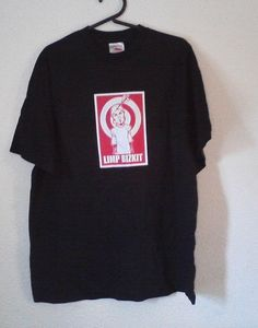 Limp Bizkit XL T-Shirt  GraphicTee Limp Bizkit 9b963fe0d488