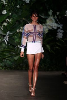 Pictures and Runway Review of Bec & Bridge Spring Summer 2012-2013 Mercedes Benz Fashion Week Australia Catwalk Show Photo 3