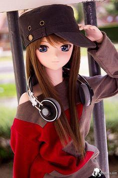 she is totally me ; Beautiful Barbie Dolls, Pretty Dolls, Cute Baby Wallpaper, Cute Cartoon Girl, Princess Barbie Dolls, Kawaii Doll, Kawaii Anime, Enchanted Doll, Cute Baby Dolls