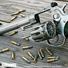 """233 Likes, 3 Comments - FMG Publications (@fmgpubs) on Instagram: """"Time for a """"wheelie"""" good weekend. Ruger's 10-Shot GP100 .22 LR. Read more in July/August American…"""""""
