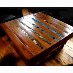Recycled Pallet - I love this idea!!!