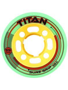 Sure-Grip Titan Wheels 4pk 98A