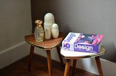 Mini table tripode http://pastpluspresent.blogspot.fr/2011/11/mini-table-tripode.html
